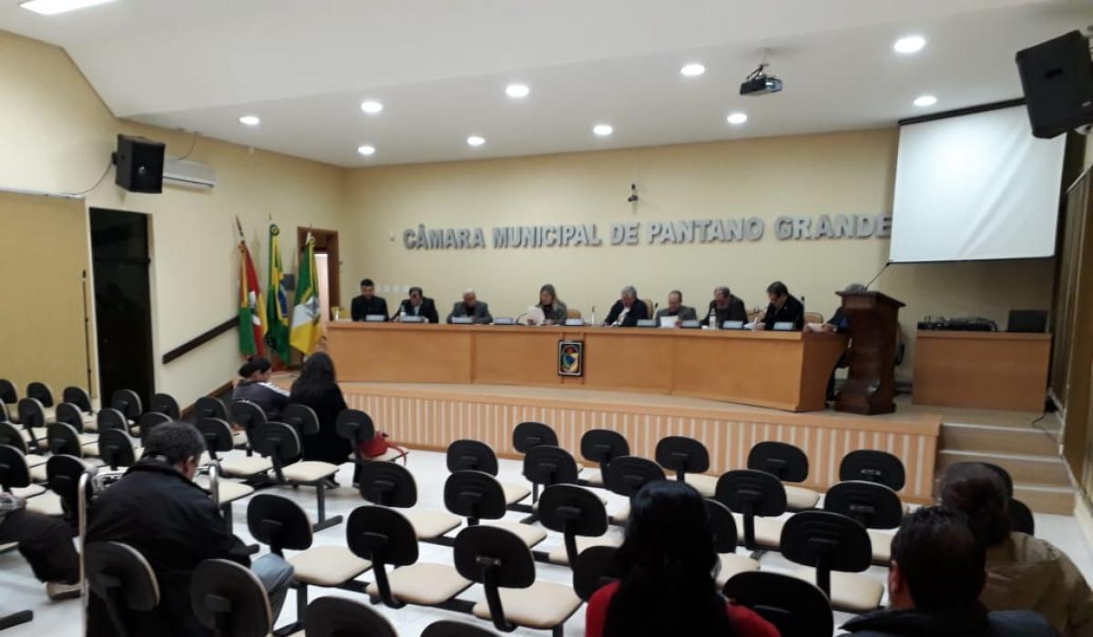 Sessão Ordinária de 05 de junho